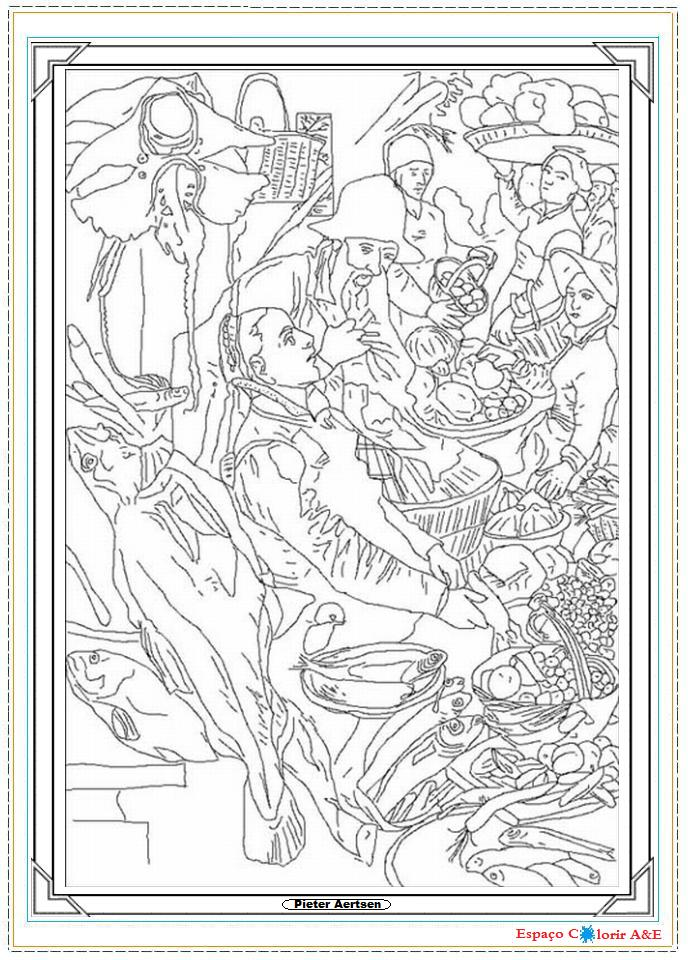 naaman and the servant girl coloring pages - photo #48