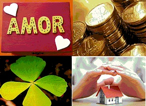 Simpatias - Amor, Dinheiro, Sorte, Lar
