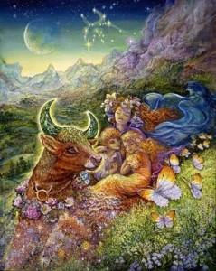 2Horóscopo das Deusas Celtas-TOURO