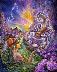 8Horóscopo das Deusas Celtas-08-escorpiao