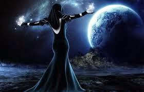 A Deusa no reino da morte