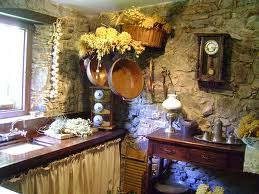 A cozinha encantada da Bruxa
