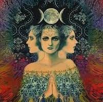 As Deusas e sua Lua