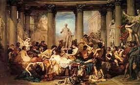 Das festividades pagãs de Saturnália e Brumália ao Natal cristão