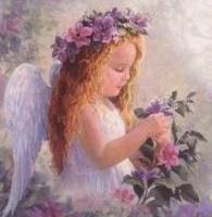 Os Anjos e as velas