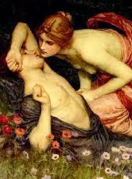 Pó mágico de Afrodite para sedução