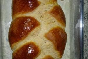 Pão Trançado