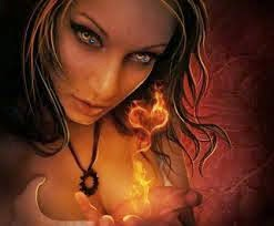 Ritual de amarração, o encantamento de Lilith