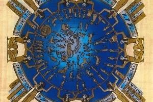 Roda do Ano Egípcia