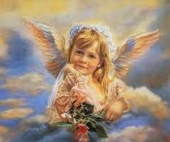 Simpatia dos Anjos para as crianças da casa