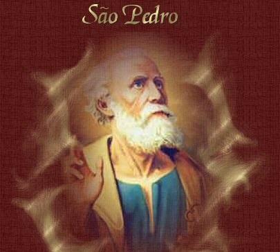 Simpatias para São Pedro