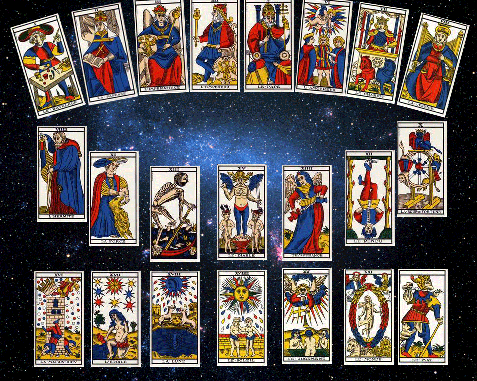 Tarot on line