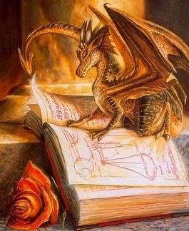 magia dos dragoes