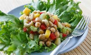 salada da prosperidade