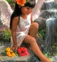simpatias com os anjos