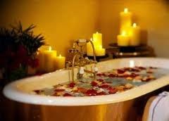 Banhos magicos para o amor