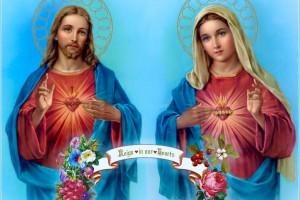 Ladainha dos Sagrados Corações de Jesus e Maria