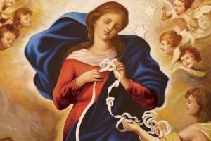 Nossa Senhora Desatadora dos Nós