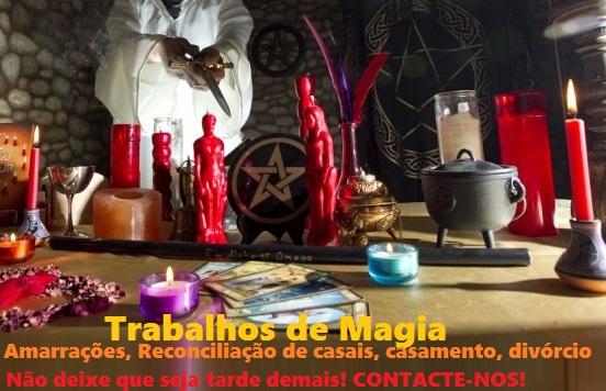 Trabalhos de magia