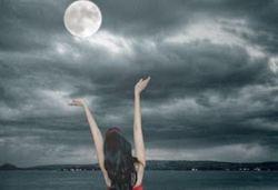 Invocação para o Portal da Lua Cheia
