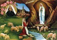 Orações a Nossa Senhora de Lourdes4