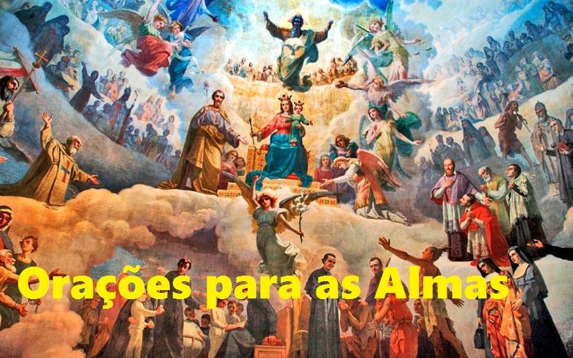 Oraões para as almas