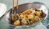 Cataplana de marisco e caril2