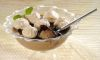 Bavaroise de chocolate com suspiros2