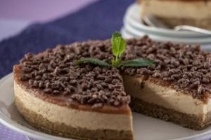 Cheesecake de marmelada