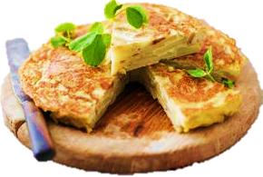 Receitas de Tortilha